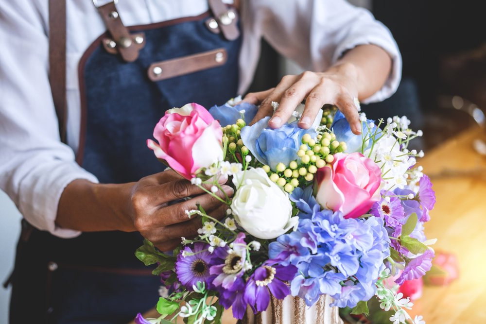 Find Colorful Blooms at These Florists in Austin